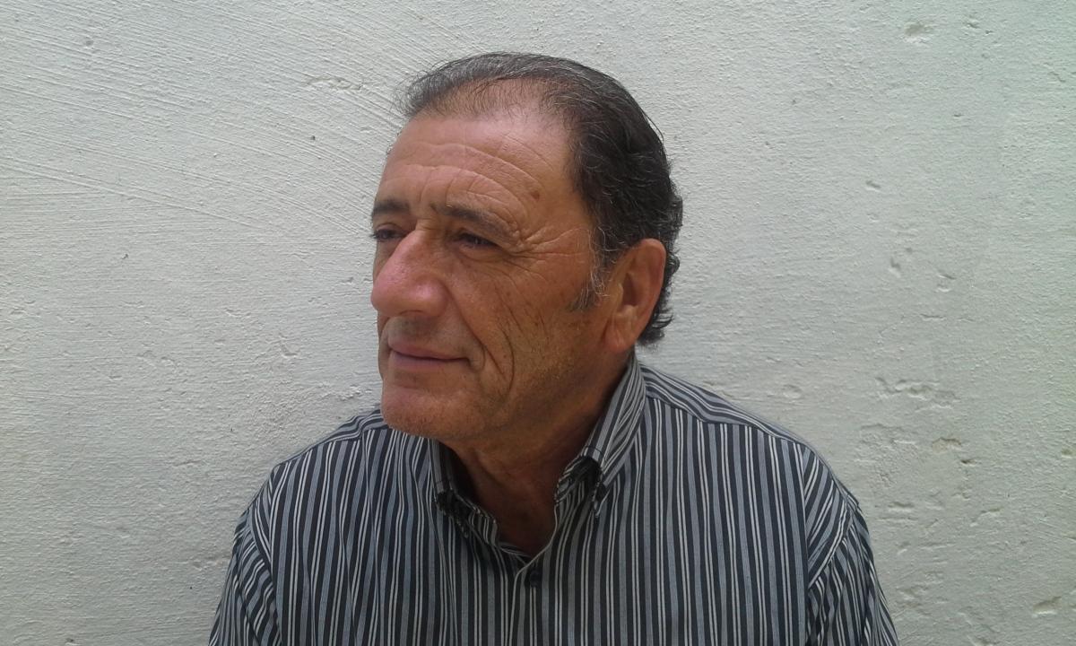 CARLOS REFORÇO É O CANDIDATO DA CDU À ASSEMBLEIA MUNICIPAL DE ÉVORA